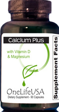 View Calcium Plus  Label