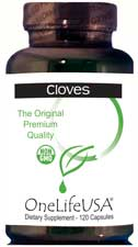 View Cloves Label