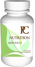 Targeted formula to help support focus and clarityy
