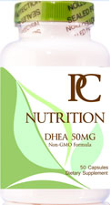 view DHEA Label