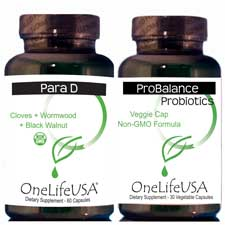 Support Balanced Gut Flora