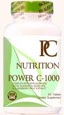 1000mg Vit C + citrus bioflavonoids