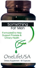 Helps support healthy prostate & urinary function