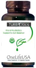 Advanced Prebiotic & Probiotic combo