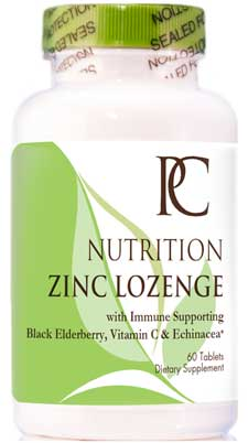 Immune Supporting Black Elderberry, Vitamin C & Echinacea