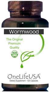 View Wormwood Label