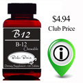 View B12 Chewable Product Page