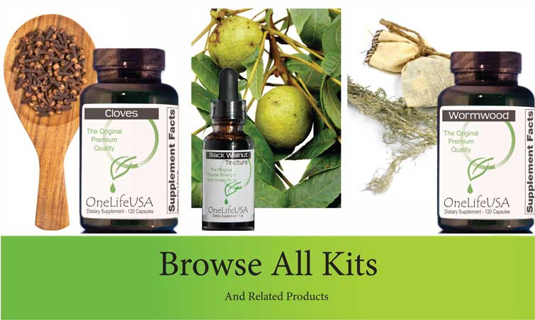 explore all cleanses kits and combinations